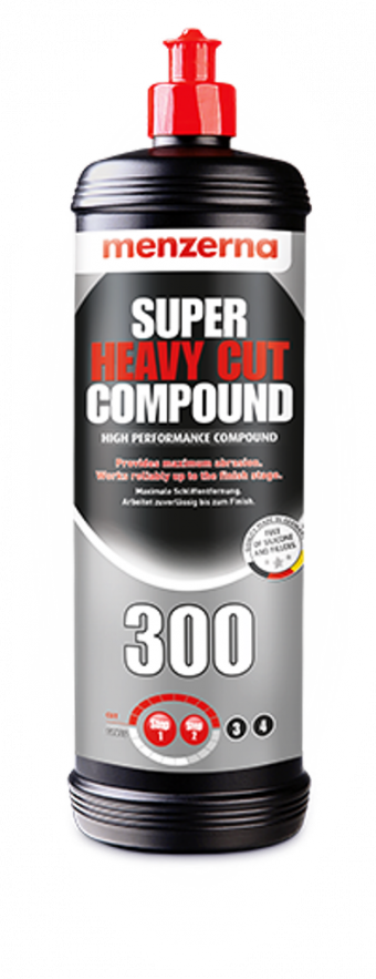 Super Heavy Cut Compound 300 (SHCC300) 1л.
