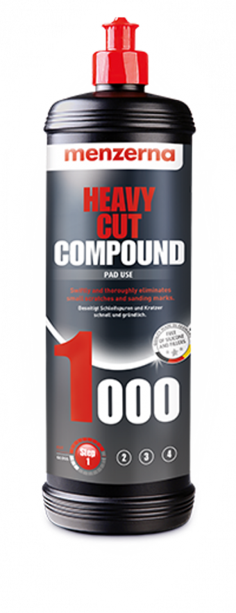 HEAVY CUT COMPOUND 1000 (HCC 1000) 1 литр