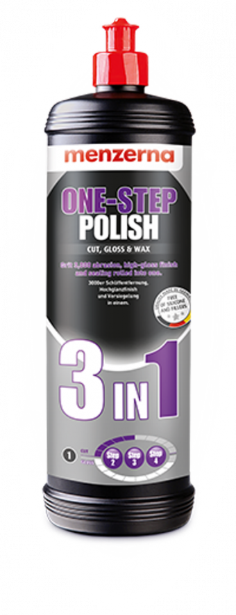 One Step polish 3 in 1 (1000 мл.)